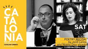 Jordi Larios y Noèlia Díaz Vicedo
