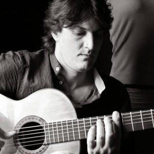 Philip Adie flamenco guitar