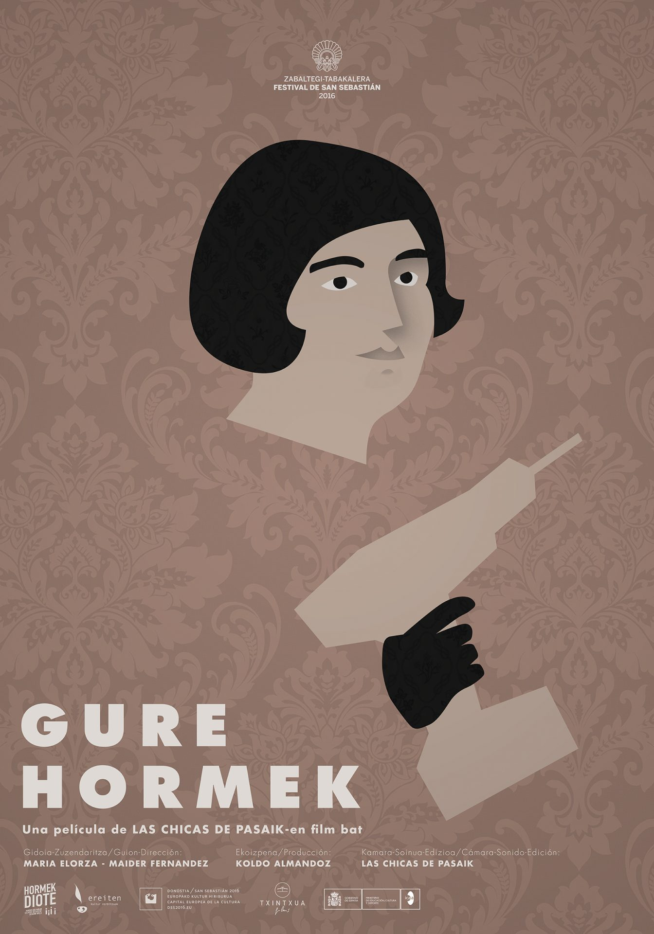 GURE HORMEK – LAS CHICAS DE PASAIK