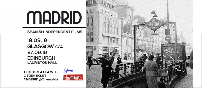 Films from Madrid
