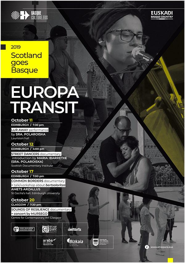 Europa Transit Escocia