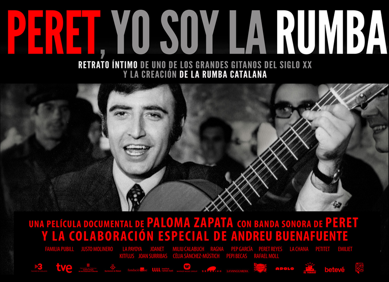 Peret: The King of Gypsy Rumba