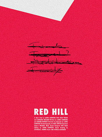 woman in film - red hill