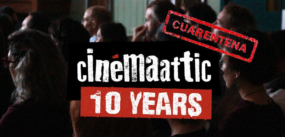 cinemaattic 10th anniversary