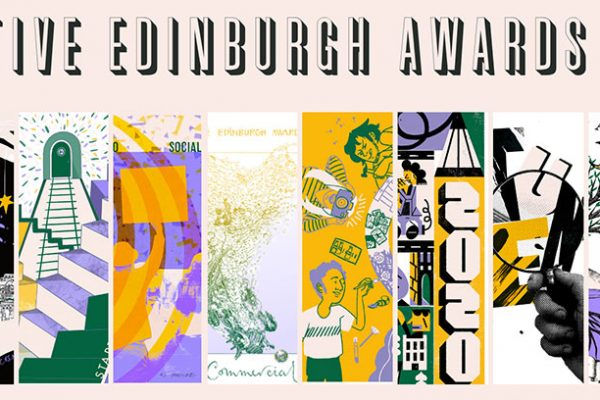 Creative Edinburgh awards 2020