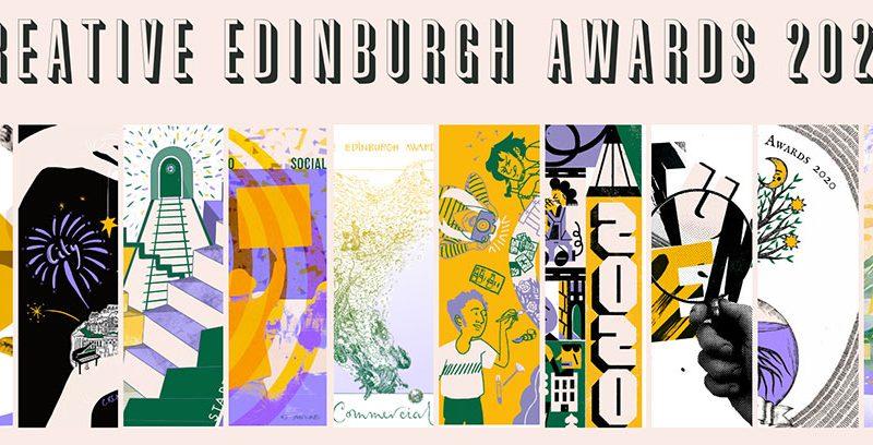 Creative Edinburgh awards 2020
